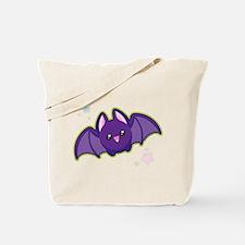 Kawaii Bat Tote Bag