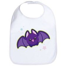 Kawaii Bat Bib