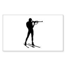 Biathlon Decal