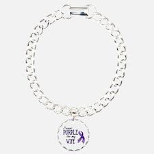 Wear Purple - Wife Bracelet