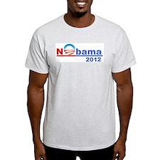 "No Obama ""Nobama"" 2012 - T-Shirt"