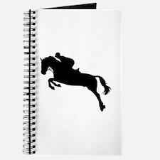 Horse show jumping Journal