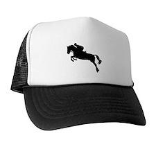 Horse show jumping Trucker Hat
