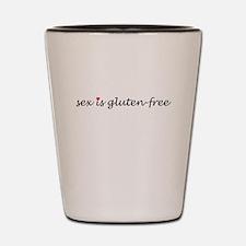 Funny Gluten free Shot Glass