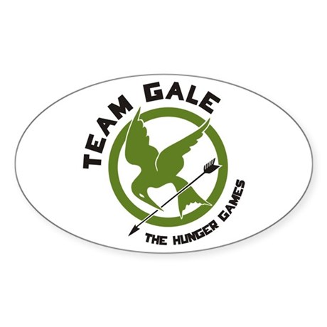Team Gale Sticker (Oval)
