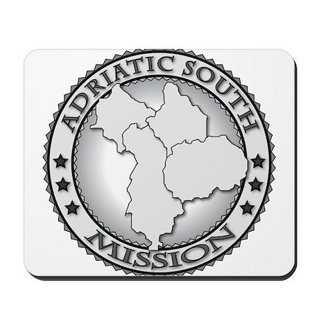 Adriatic South LDS Mission Cl Mousepad