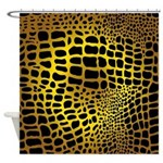 Cheetah Print Shower Curtain