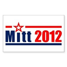 "Mitt Romney ""Mitt"" 2012 - Decal"