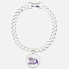 Wear Purple - Husband Bracelet
