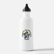 Adapt or Die Water Bottle