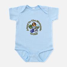 Adapt or Die Infant Bodysuit