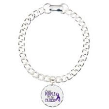 Wear Purple - Father Bracelet