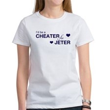 cheater jeter T-Shirt