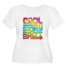 Cool Story Bro - colors T-Shirt
