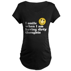 dirty thoughts T-Shirt