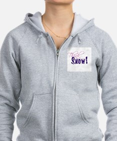 Think Snow! Sweatshirt