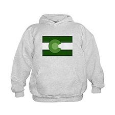 Green Colorado Hoodie