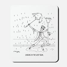 Singing in the Acid Rain Mousepad