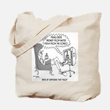 Beer From The Congo Tote Bag