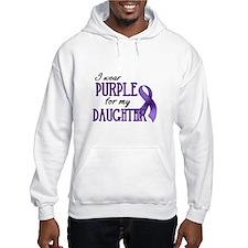 Wear Purple - Daughter Hoodie