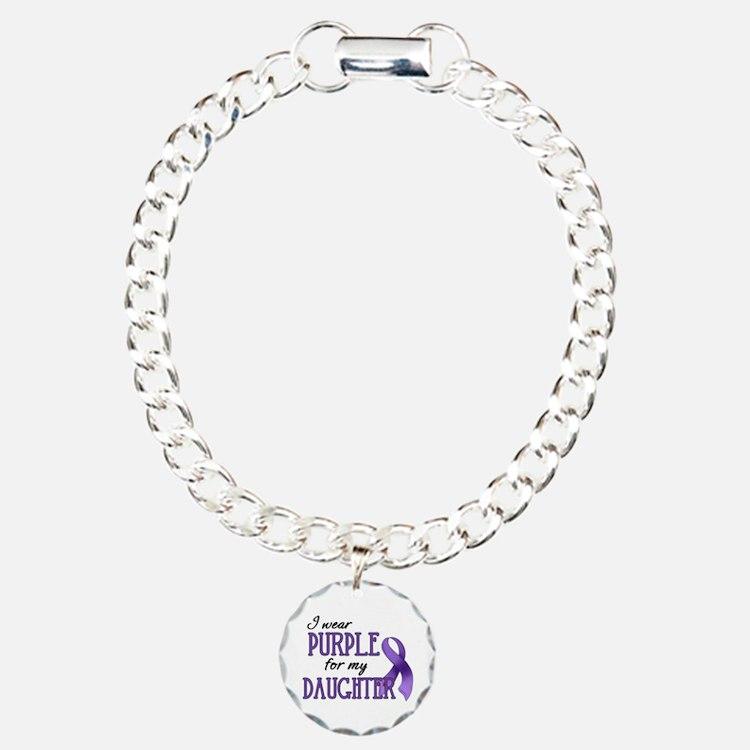 Wear Purple - Daughter Bracelet