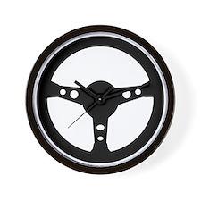 Steering wheel car Wall Clock
