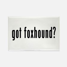 GOT FOXHOUND Rectangle Magnet (10 pack)