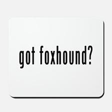 GOT FOXHOUND Mousepad