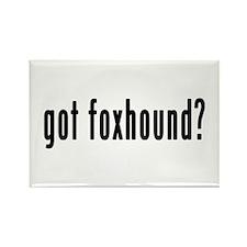 GOT FOXHOUND Rectangle Magnet (10 pack)