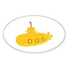 Submarine boat Decal