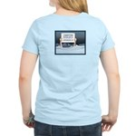 Alaska Record Snow Women's Light T-Shirt