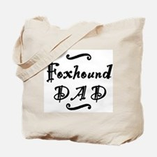 Foxhound DAD Tote Bag