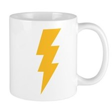 Yellow Flash Lightning Bolt Mug