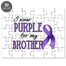 Wear Purple - Brother Puzzle