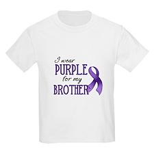 Wear Purple - Brother T-Shirt