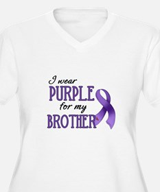 Wear Purple - Brother T-Shirt