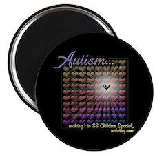 Autism - 1 in 88 Special Magnet