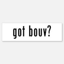 GOT BOUV Car Car Sticker