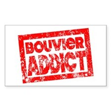 Bouvier ADDICT Decal