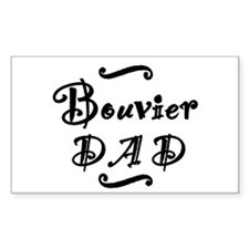 Bouvier DAD Decal