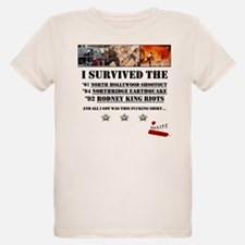 I Survived LA T-Shirt