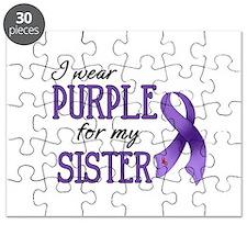 Wear Purple - Sister Puzzle