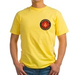 Canadian Band of Brothers Yellow T-Shirt