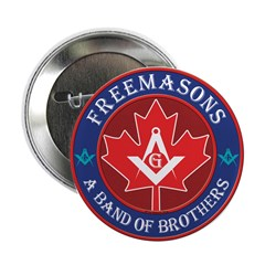 "Canadian Band of Brothers 2.25"" Button (10 pack)"