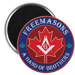 """Canadian Band of Brothers 2.25"""" Magnet (100 pack)"""