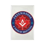Canadian Band of Brothers Rectangle Magnet (100 pa