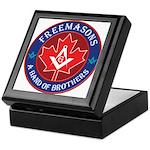 Canadian Band of Brothers Keepsake Box