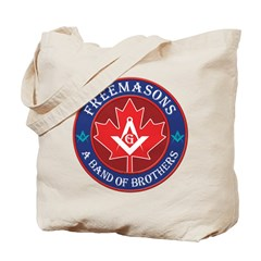 A Band of Brothers Tote Bag