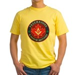 A Band of Brothers Yellow T-Shirt