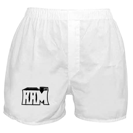 RAM Graffiti Boxer Shorts
